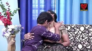 Indian mature auntys home sex with her driver