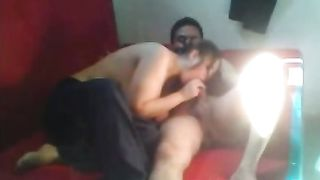 Indian bbw aunty home sex with hubbys ally