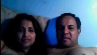 Hindi sex clip older aunty with hubbys friend