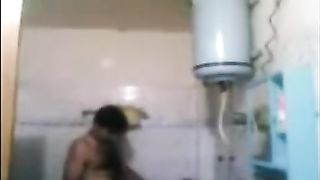 Pornsex mms punjabi aunty shower fucked by paramour