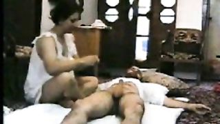 Indian aunty sex mms  Aged aunty likes allies wang