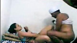 Mallu aunty hardcore mms sex with neighbor for money