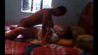 Village aunty hidden cam home sex with counselor