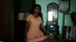 Young desi beauty stripping in free porn tube
